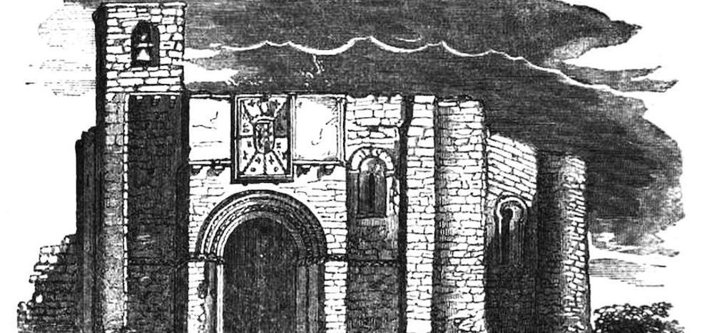 La joya templaria que resistió al siglo XIX