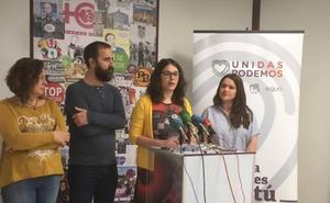 Unidas Podemos condiciona su apoyo de investidura al PSOE a entrar en el Gobierno riojano