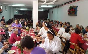 La residencia de Cervera celebró el Día de la Familia