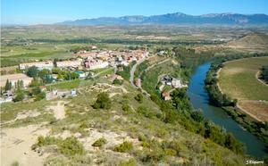 Agua y vino: vuelta por El Cortijo, Fuenmayor y Navarrete