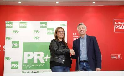 Acuerdo entre PSOE y PR+ para formar gobiernos municipales