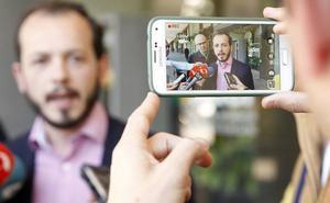 Ciudadanos insta al PSOE a rectificar en su intención de pactar con UP