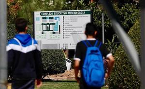 Un alumno acuchilla a su profesora por las notas en un instituto de Valencia