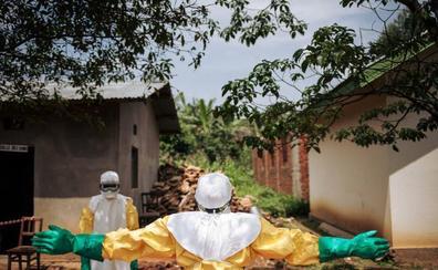 Primera muerte por ébola en Uganda