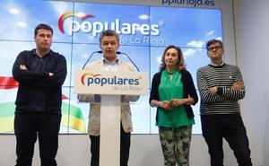 El PP exige a PSOE y PR+ que expliquen el «coste económico» que tendrá su acuerdo de gobierno