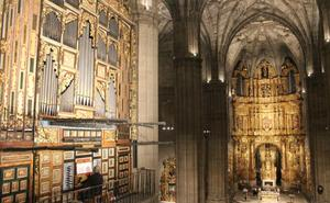 Santo Tomás se iluminará con un concierto de órgano