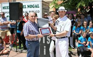 Premio a Amigos del Camino de Santiago