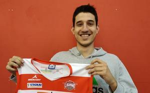 Dani García Laya firma por el Logrobasket