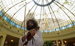 Ara Malikian cancela su concierto de Logroño