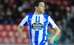 El riojano Iñigo López, apartado del Deportivo
