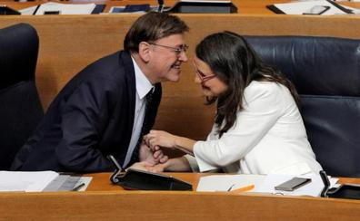 La investidura de Ximo Puig eleva la presión de Podemos para formar «un Gobierno a la valenciana»