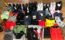 Detenidos dos hermanos por robar ropa en 11 comercios de Logroño