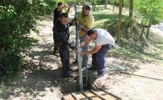 San Felices de Bilibio recupera el agua
