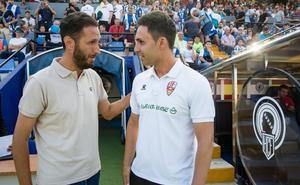 El Hércules realiza hoy su último entrenamiento y más tarde se desplaza a Logroño