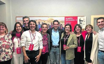 García recupera 20 años después la mayoría absoluta para el PSOE arnedano