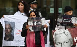 La extradición de Assange a Estados Unidos se juzgará en febrero