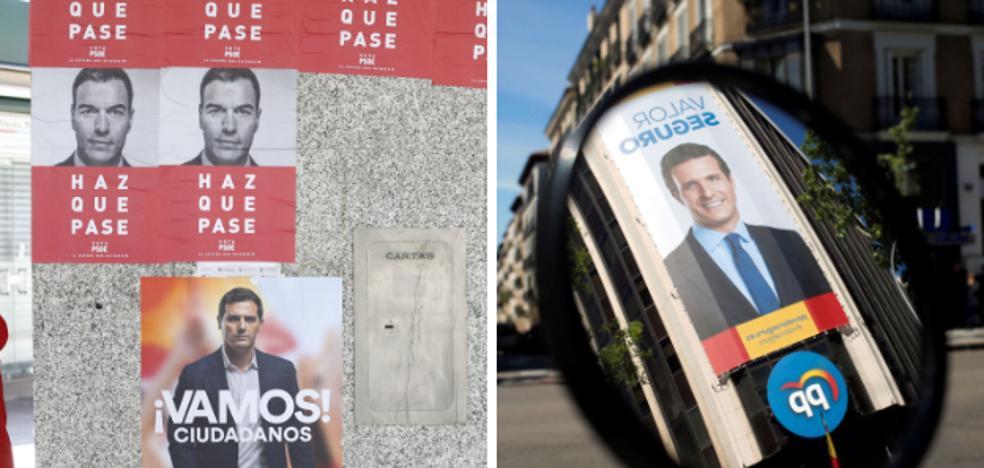 El PSOE gana también en ayudas electorales con 411.000 euros frente a los 293.000 del PP