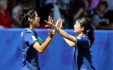 Japón derrota a Escocia y da un paso decisivo hacia octavos