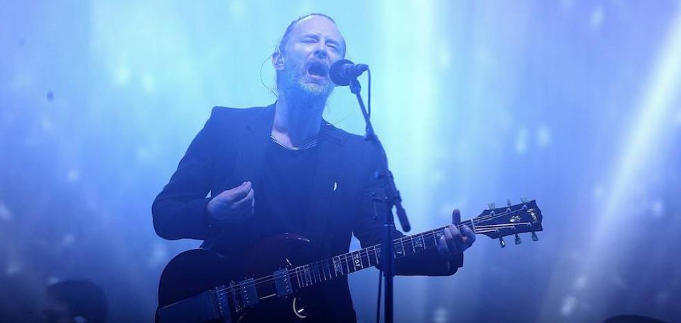 Radiohead sin pulir
