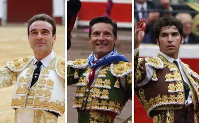 Ponce, Urdiales y Rivera, en Calahorra para el 31 de agosto