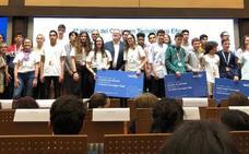 Agustuinos logra dos premios del Certamen Efigy