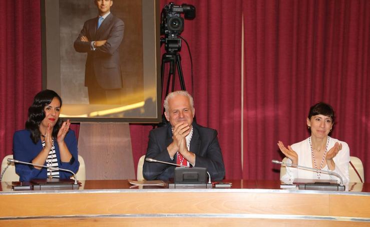 Hermoso de Mendoza, nuevo alcalde de Logroño: la corporación (3 de 3)