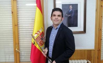 Álvaro Manzanos (PP), alcalde de Viguera con los votos del PSOE