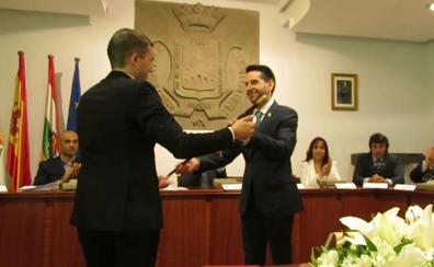 Javier García renueva la Alcaldía de Arnedo con los retos industrial y ecológico como compromiso