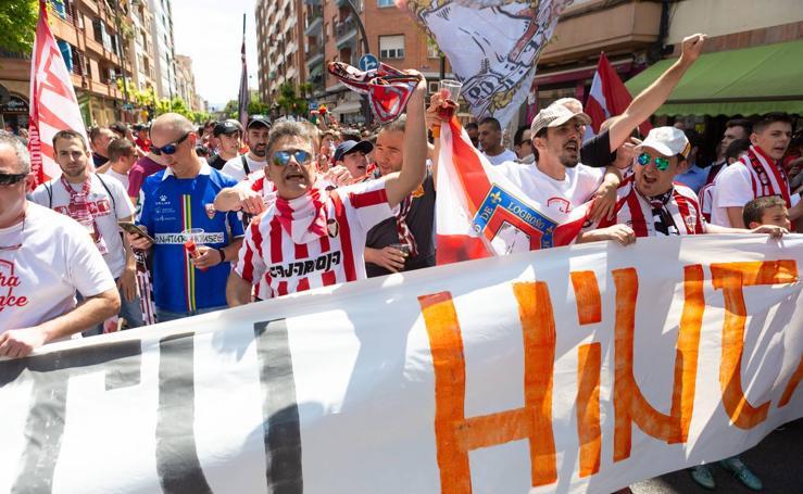Logroño arropa a la UD Logroñés hasta Las Gaunas (1)