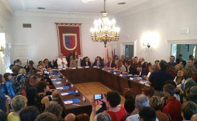 La socialista Elisa Garrido toma el mando en Calahorra