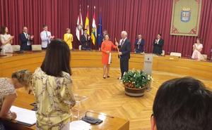 DIRECTO: Hermoso de Mendoza ya es alcalde de Logroño