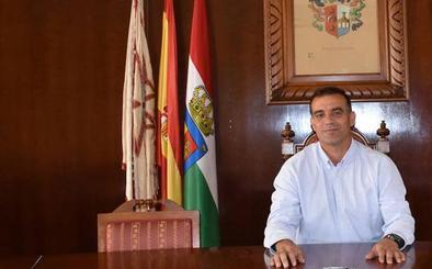 Alberto Peso no puede tomar posesión en Fuenmayor por enfermedad