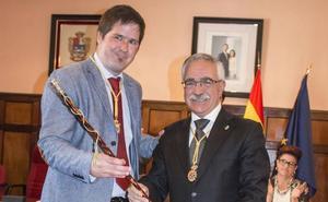 El socialista Javier Ruiz, nuevo alcalde de Santo Domingo de la Calzada
