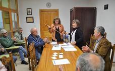 Raquel Fernández Tejerina (PP) es la alcaldesa de San Millán desde la una de esta madrugada