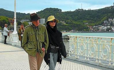 Woody Allen en San Sebastián: donostiarrismo al cuadrado