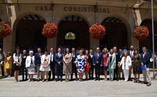 La socialista Elisa Garrido, elegida nueva alcaldesa de Calahorra