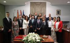 García revalida la Alcaldía de Arnedo con el reto de la industria y la igualdad
