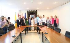 Martínez ofrece diálogo a la oposiciónen su segundo mandato en Villamediana