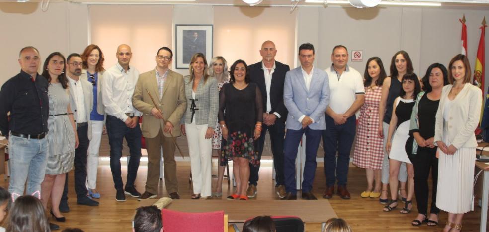 El popular Manuel Vallejo, alcalde de Lardero gracias a Cs