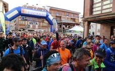 Ezcaray reunió a más de 1.300 caminantes en sus travesías