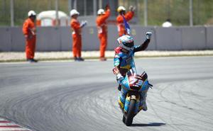 Álex Márquez pone la directa en Moto2