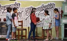 XI maratón de cuentacuentos 'Villa de Autol'