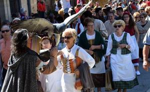 Briones se viste de Edad Media