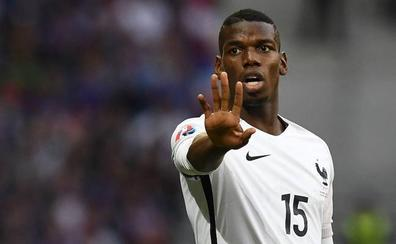 Pogba quiere «un nuevo reto» lejos del Manchester United