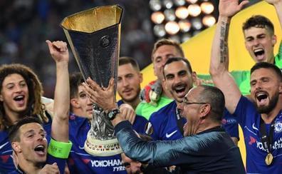 Maurizio Sarri, nuevo entrenador de la Juventus