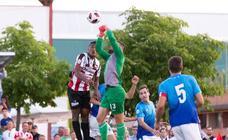 La SD Logroñés se despide del 'play off' de ascenso a Segunda B