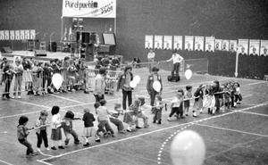 La Retina: juegos infantiles y mitin del PSOE