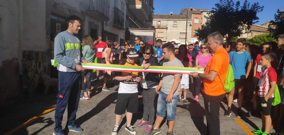 V Marcha Saludable-Solidaria en Murillo