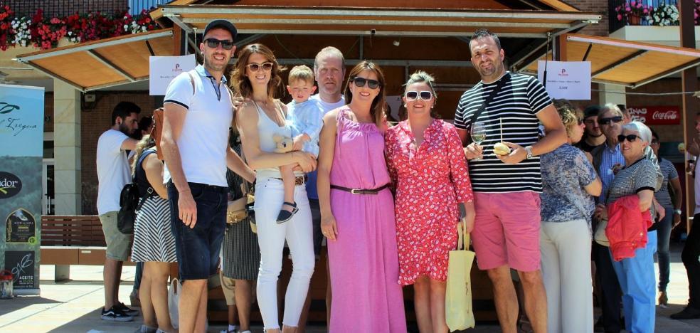 La Feria de Productos de Albelda cita a las principales empresas del municipio