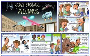 La semana vista por Romero: Consistorios Riojanos
